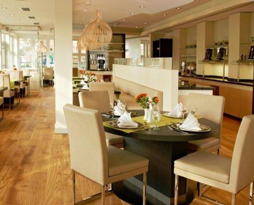 Hotel Logierhus Langeoog - Restaurant