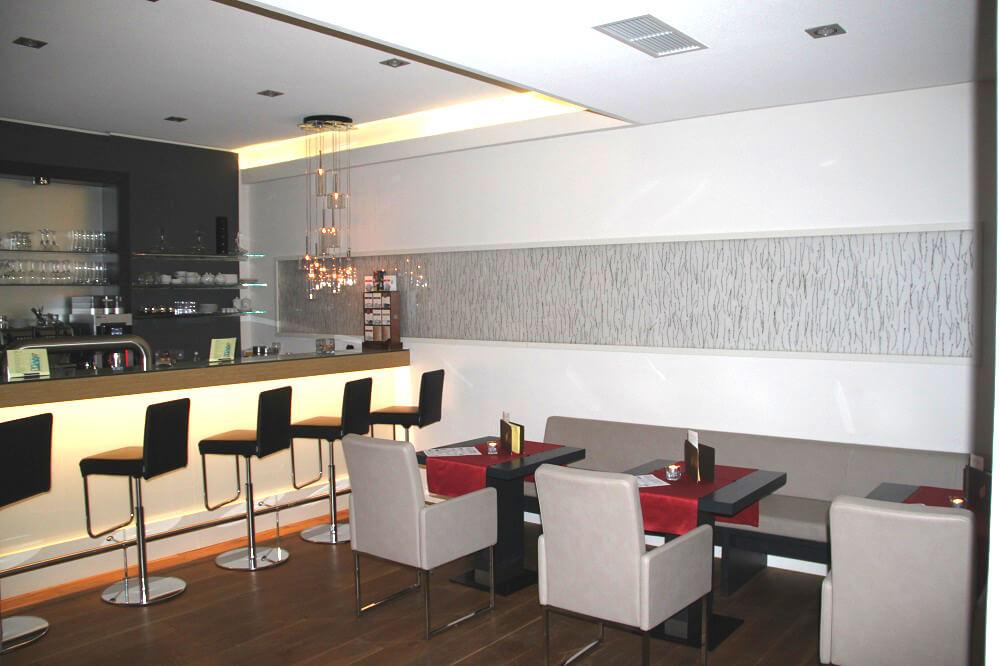 Hotel Logierhus Langeoog -Cafe und Bar widzels