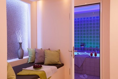 Hotel-Logierhus-Langeoog-Wellness - Private Spa