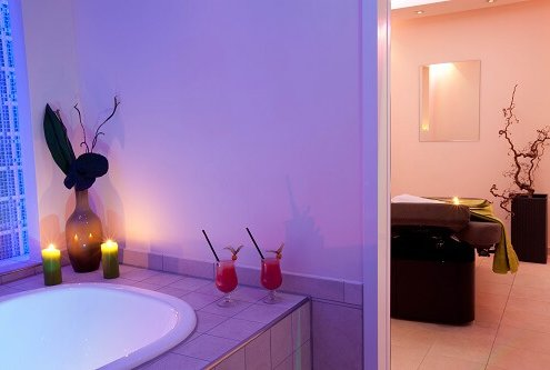 Hotel-Logierhus-Langeoog-Wellness - Private Spa deluxe