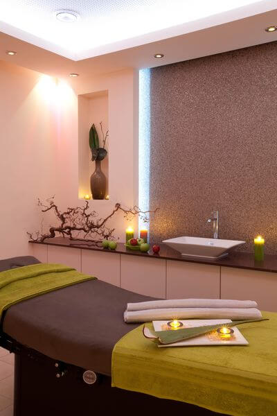 Hotel Logierhus Langeoog - Wellness und Spa - Impressionen