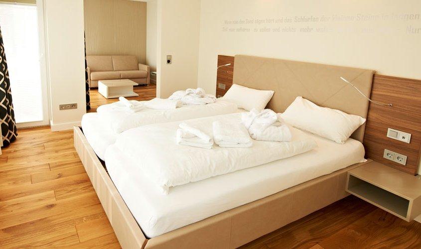 Hotel Logierhus Langeoog - Zimmer - Comfort Suite