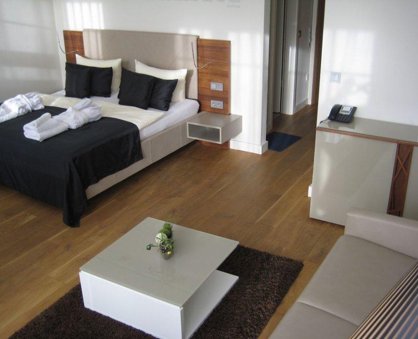 Hotel Logierhus Langeoog - Zimmer - Doppelzimmer Premium