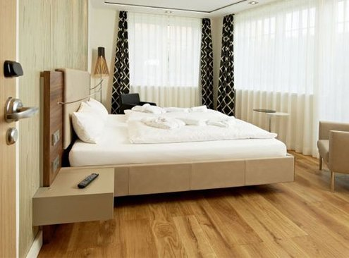 Hotel Logierhus Langeoog - Zimmer - Doppelzimmer classic