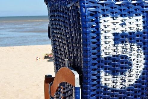Hotel langeoog - arrangement - erholung und genuss - strandkorb